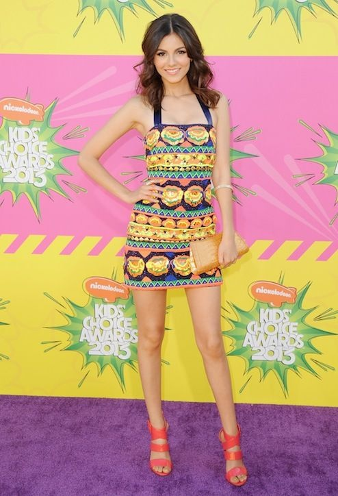 Best Dressed at the 2013 Nickelodeon Kids' Choice Awards: Vote Now!