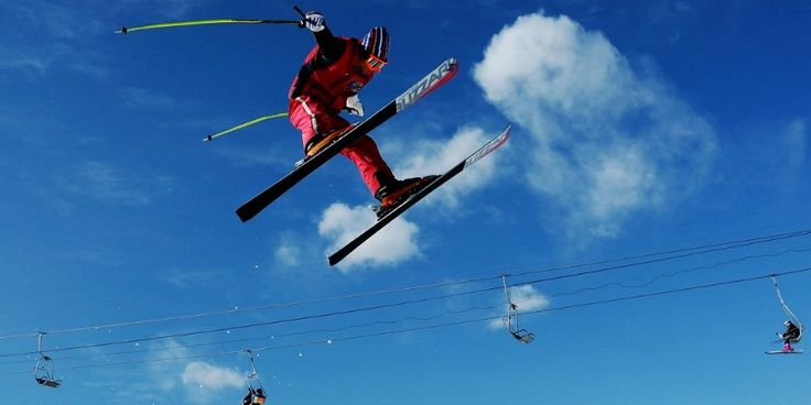 A bluffer must be able to recognise certain types of skiers, if only to confirm which are fellow bluffers and which are not. Here are six to watch out for.