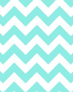 I really want to paint this chevron pattern on my living room wall. Maybe like a darker blue, or a teal.