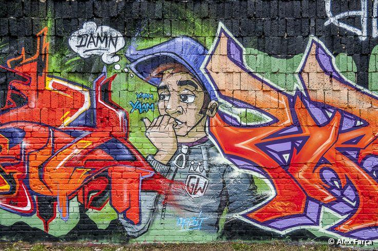 Street art, între Berlin și Barcelona (1) | impresii din lumea mare