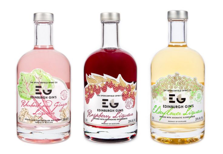 Update your G&T with an elderflower, raspberry or rhubarb and ginger flavoured gin