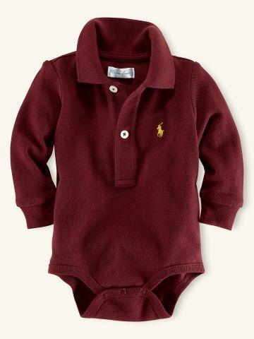 Baby polo onesies!!! Aaaaaaah so adorbs!!!
