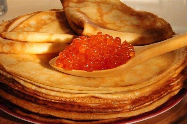 Масленица 2012 блины рецепты блюд