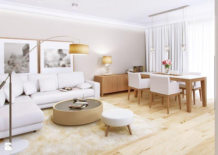 Mieszkanie z nutą klasyki na warszawskich Bielanach – Tissu. - zdjęcie od TissuArchitecture