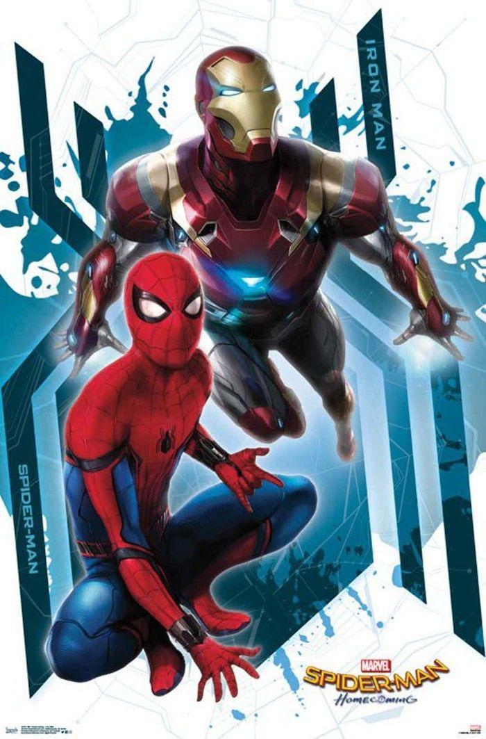 Spider-Man: Homecoming || Iron Man