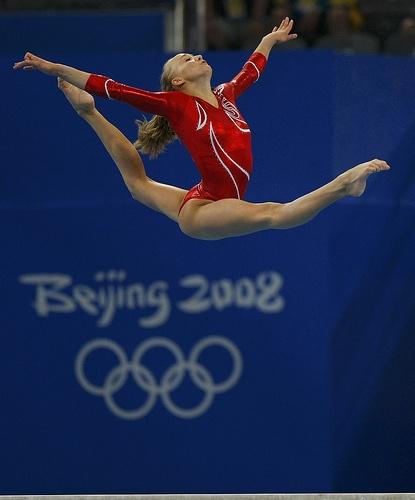 Nastia Liukin (United States) by jodfevic, via Flickr gymnast, gymnastics plus 0/1