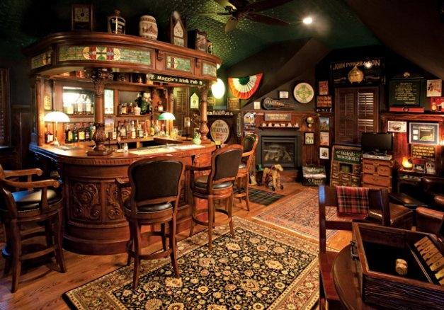 35 best Irish pub Basement ideas images on Pinterest ...