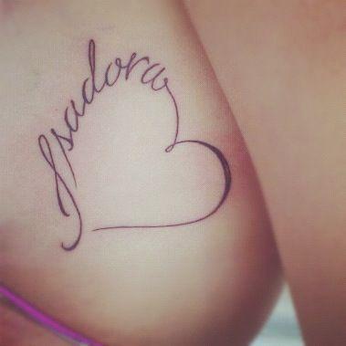 tatuagem nome pulso - Pesquisa Google