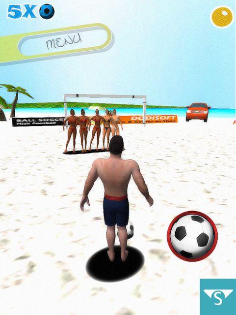 ►http://www.siberman.org/2014/11/plaj-futbolu-tropik-ada-android-apk.html  Plaj Futbolu Tropik Ada, android telefonlarınız da veya tabletleriniz de oynayabileceğiniz tropik bir ada da geçen plaj futbolu oyunu. Güzel kızlarla dolu tropik bir ada sahilinde fantastik bir futbol oyunu oynamak istiyorsanız hemen ücretsiz bir şekilde Plaj Futbolu Tropik Ada oyununu indirmelisiniz.