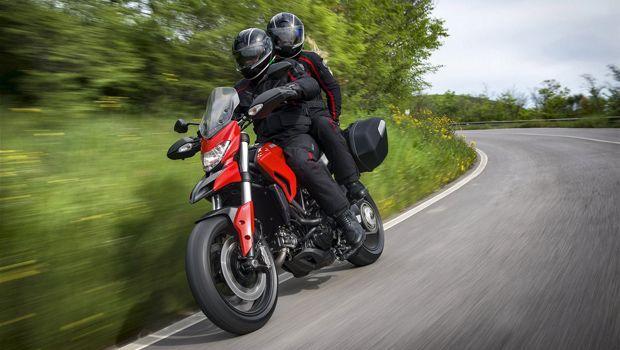 Ducati Hyperstrada MY 2013: dettagli, video, prezzo e Mega Gallery