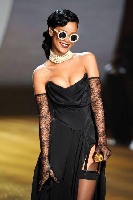 2012 VS Fashion Show. Bossy.