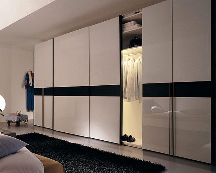Sliding Door Wardrobe Designs for Bedroom - Bedroom Interior Design Ideas  Check more at http: