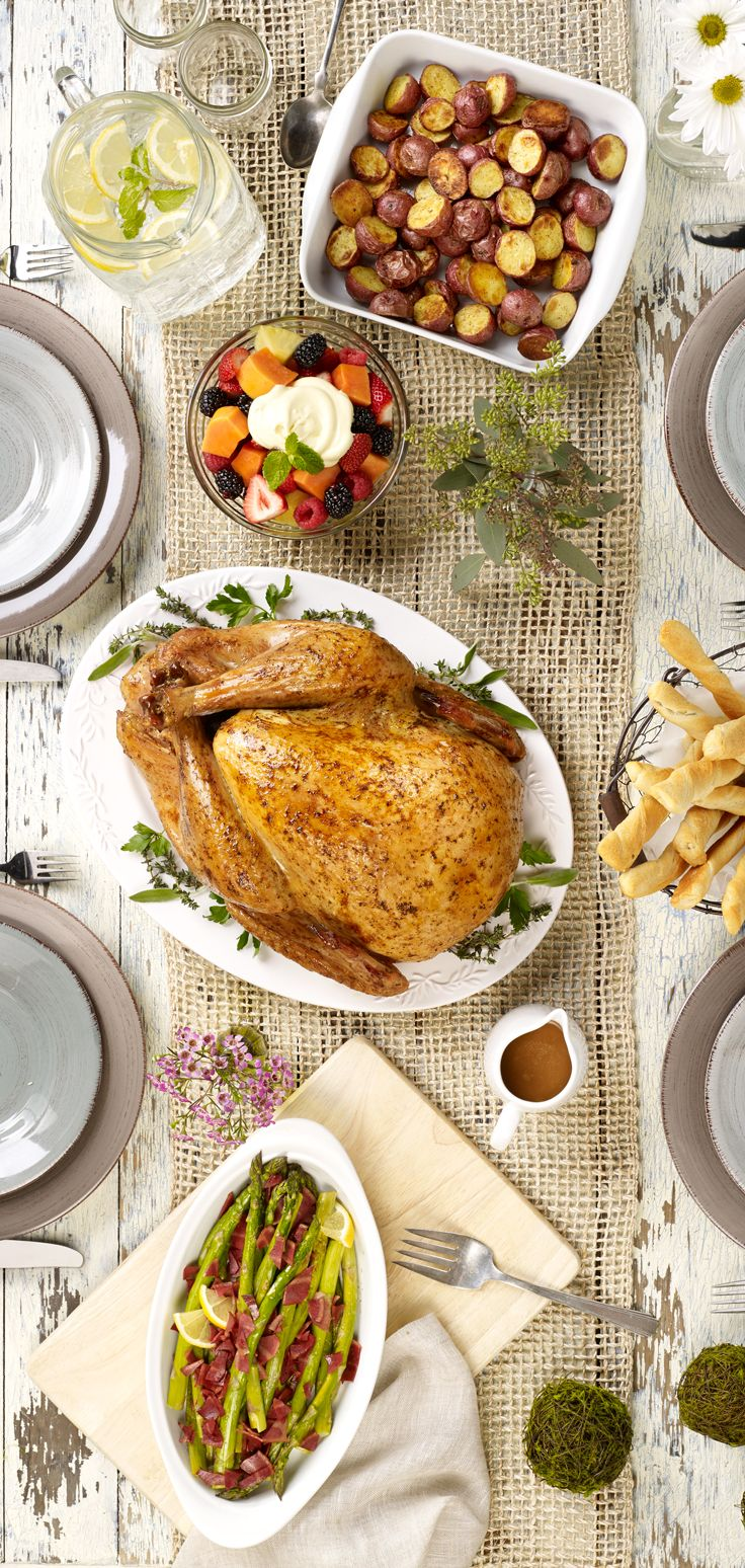 This deliciously simple easter dinner menu lets you relax for Easy easter lunch menu