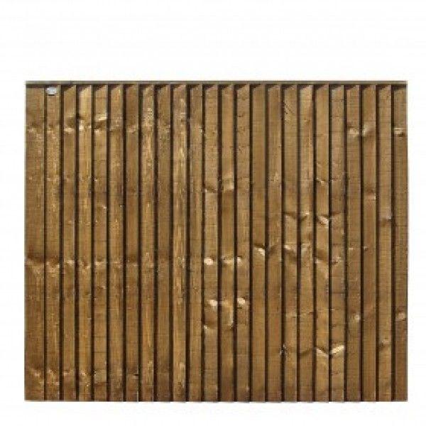 Closeboard Fencing Panels | Adrian Hall Garden Centres London