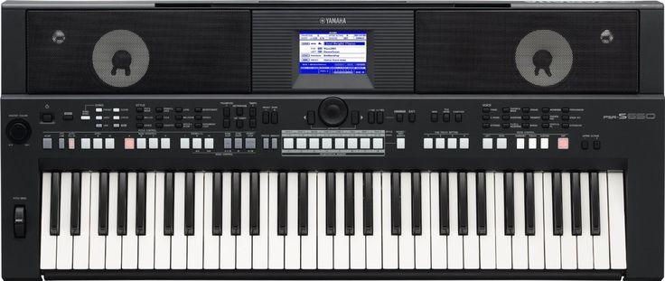 I MITI DELLA MUSICA:  Tastiera: 61 tasti dinamici tipo synthMemorizzazi...