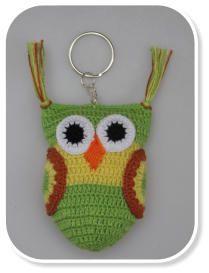 www.cudaczki.com #crochet #owl