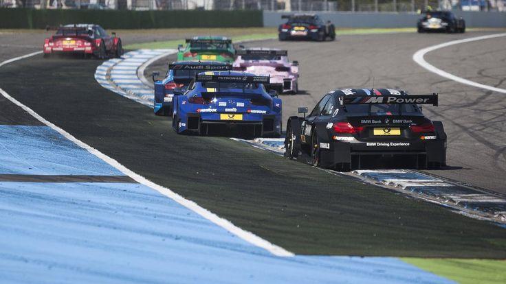 Clear track ahead. Race mode: ON! #DTMHockenheim #DTM