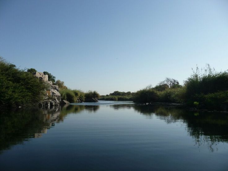 Balade sur le Nil