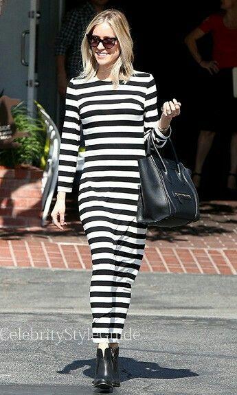 Kristin Cavallari never fails to dress to impress!   Warm ...