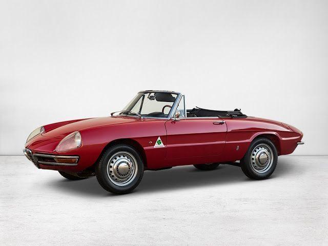 1966 Alfa Romeo 1600 In 2020 Alfa Romeo Alfa Romeo Spider Classic Cars