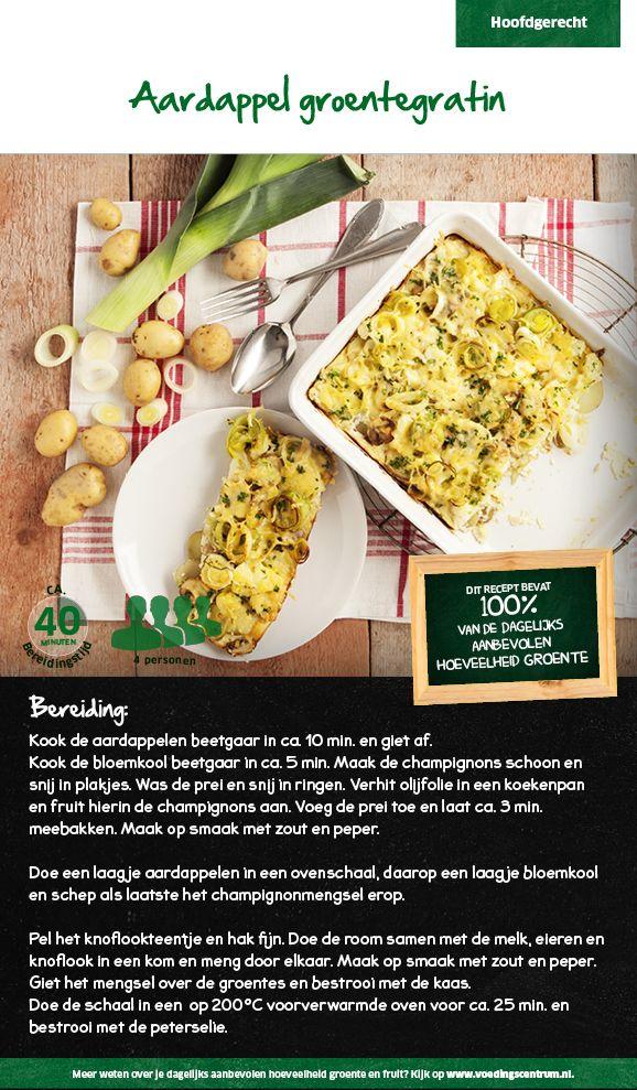 Aardappel groentegratin - Lidl Nederland