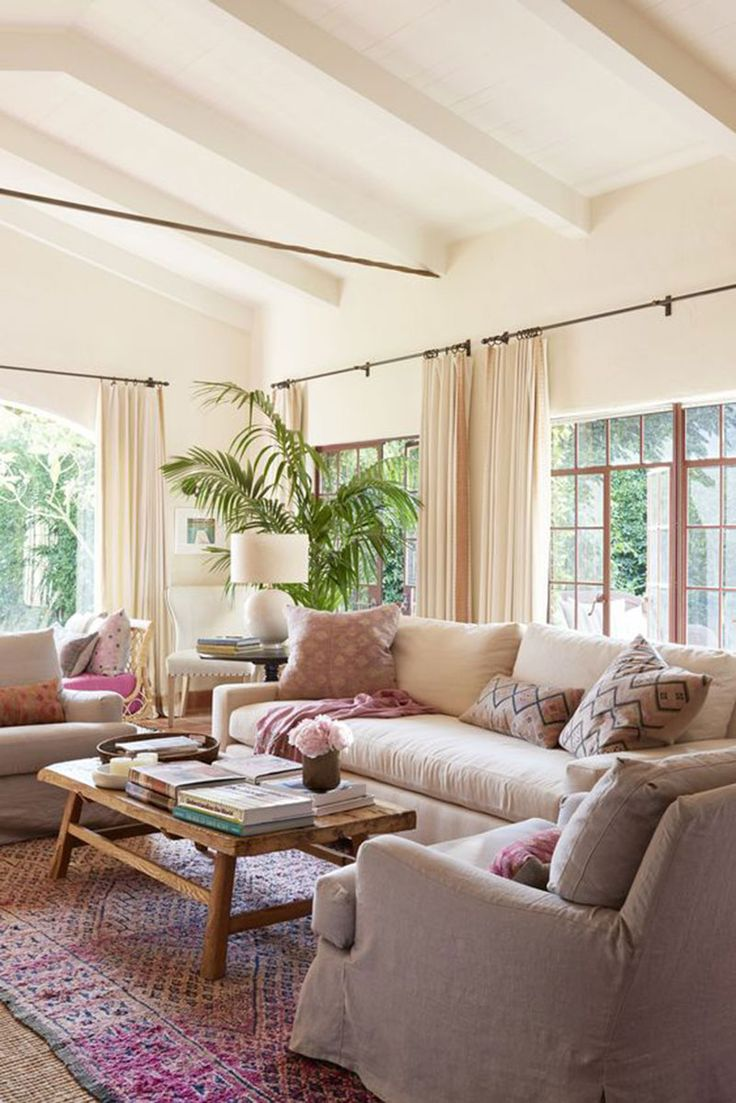 Set Designs of the New Nancy Meyers