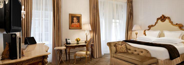 The Plaza Hotel in New York City   Hotel Interior Designs http://hotelinteriordesigns.eu/the-secrets-of-the-plaza-hotel-new-york/ #best #luxury #hotel #interior #design