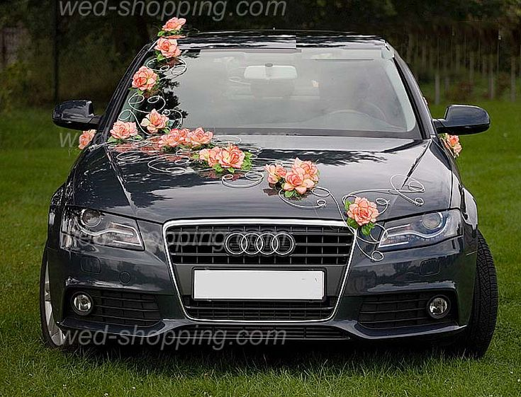 11 best wedding car decoration kit images on wedding car decoration orange flowers junglespirit Image collections