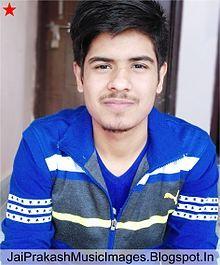 Jai Prakash Musical Artist from India.jpg Wikipedia.org biography