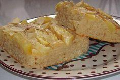 Das perfekte Ruck-Zuck-Apfelbutterkuchen mit Zimt-Rezept mit einfacher Schritt-für-Schritt-Anleitung: Für den Teig Mehl, Backpulver, Zucker…