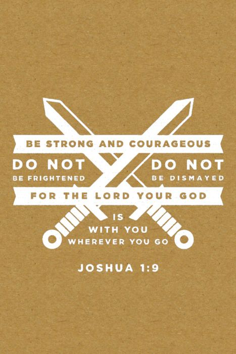 Joshua 1:9The Lord, Bible Quotes, Boys Bedrooms, Bible Scriptures, Joshua19, Bible Verses, Joshua 1 9, Joshua 19, Boys Room
