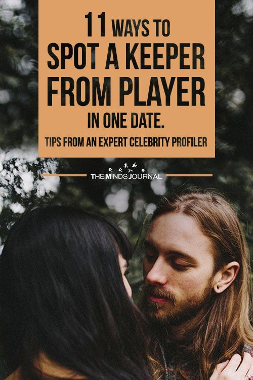 dating a player tips