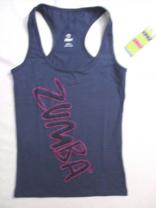 12.60$  Buy here - http://vidbu.justgood.pw/vig/item.php?t=zp45y516573 - Women Top S Indingo Solid Poo Racerback Cotton Spandex Zumba
