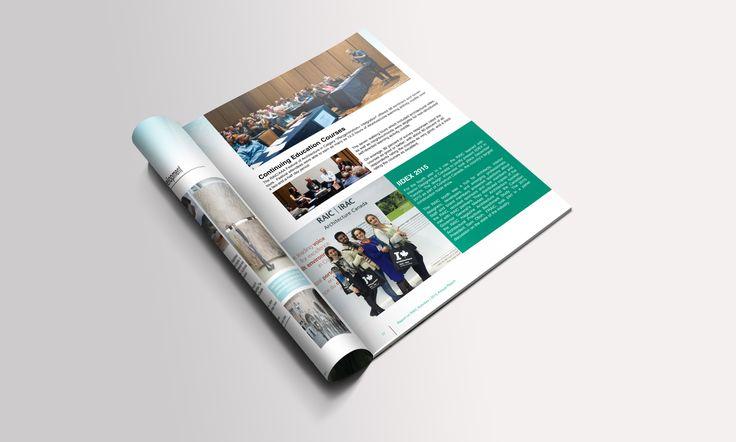 RAIC Annual Report Inside Page