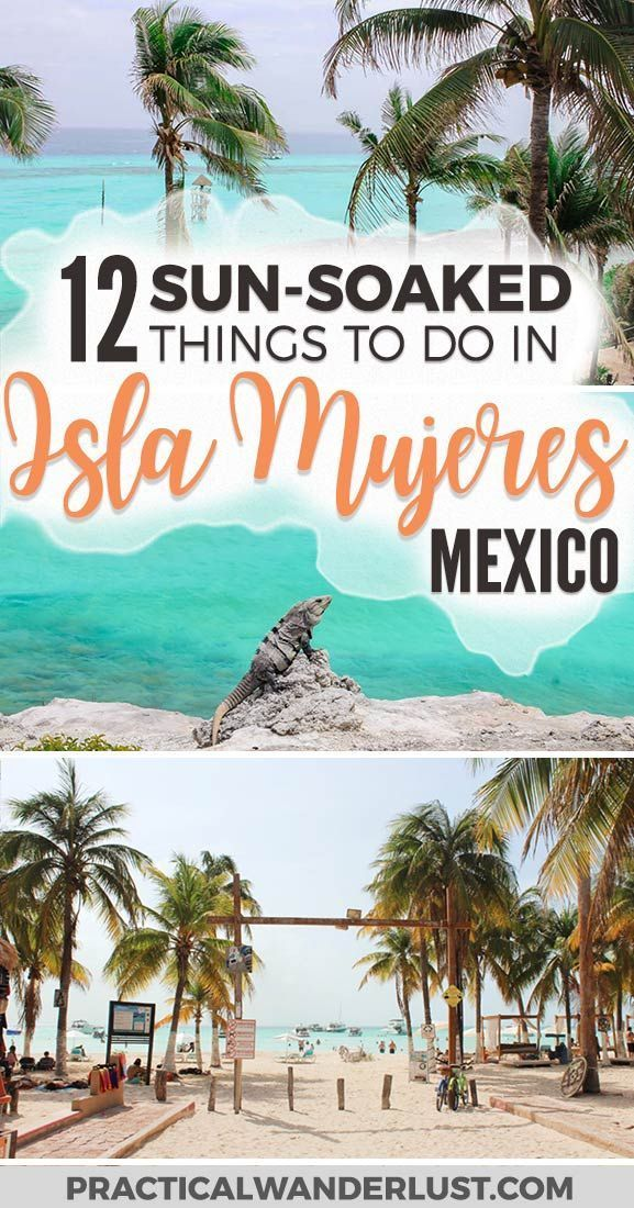 isla mujeres mexico is a beautiful sleepy little island located rh pinterest com