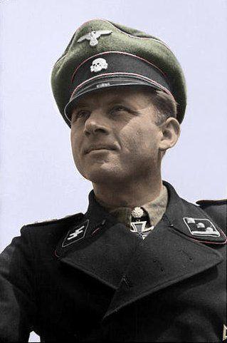 Michael Wittmann, Normandie, 1944