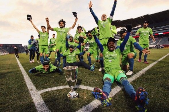 Sounders win West Final - are MLS Cup bound |  SportspressNW