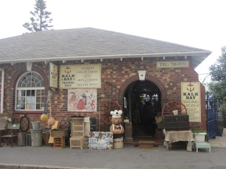 South Africa | Kalk Bay Trading Post