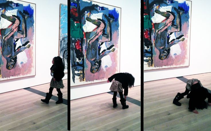 Literally Step Into Works Of Art Trick Art - Amazing 3d art museum lets visitors become part art
