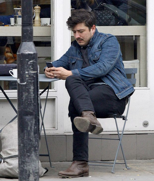 Marcus Mumford spotted recording in London! Mumford and Sons reportedly working on third album!!!!!!!!!!!!!!!!