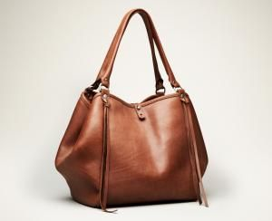 B | Y Leather Catherina 100% genuine leather bag