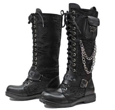 I found 'Dragon Gothic boots' on Wish, check it out!
