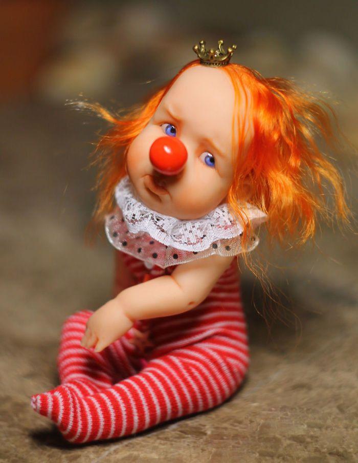 Смешные картинки куклы