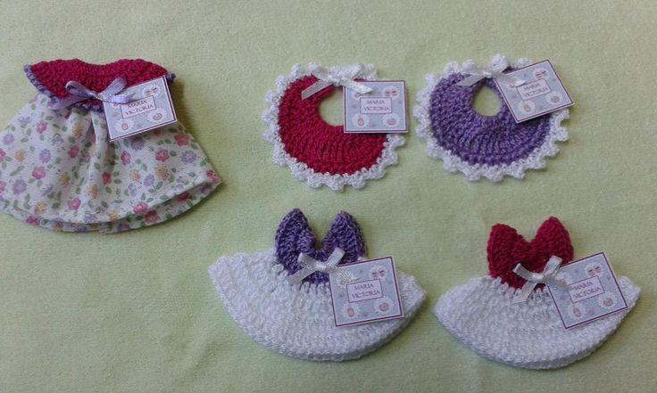 Souvenirs tejidos  en crochet