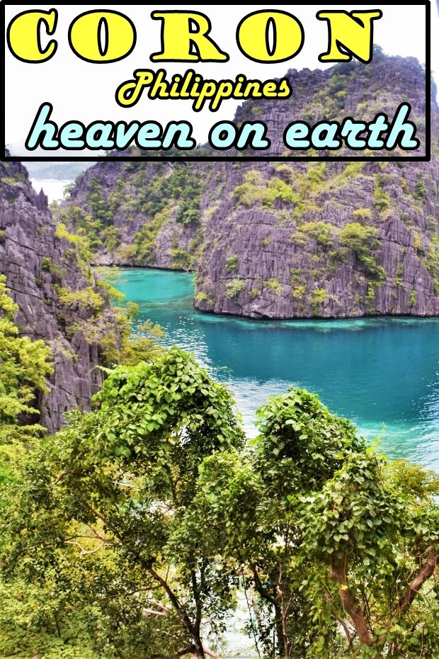 Coron, Palawan - heaven on earth We went in two organized hopping island tours, climbed 700 steps to see the sunset on Mount Tapyas, and we crossed the island on two wheels, an adventure that marked me for life, right above my right foot ankle. But besides the memories left on my body, I took a lot of photos of the gorgeous places I've explored.