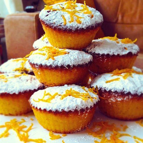 Glutenvrije cupcakes