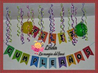 letreros de cumpleaños originales - Buscar con Google