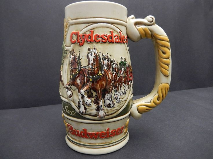 1000 images about anheuser busch clydesdale collectibles