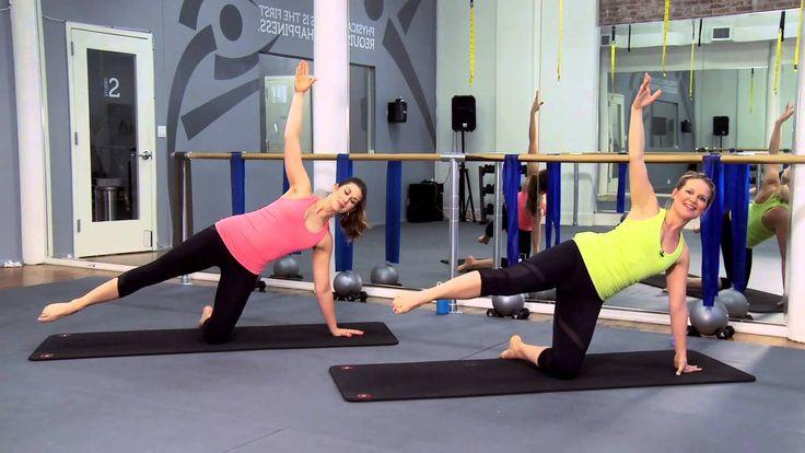 20 Minute Best Pilates Video for a Leaner, Longer, Stronger Body