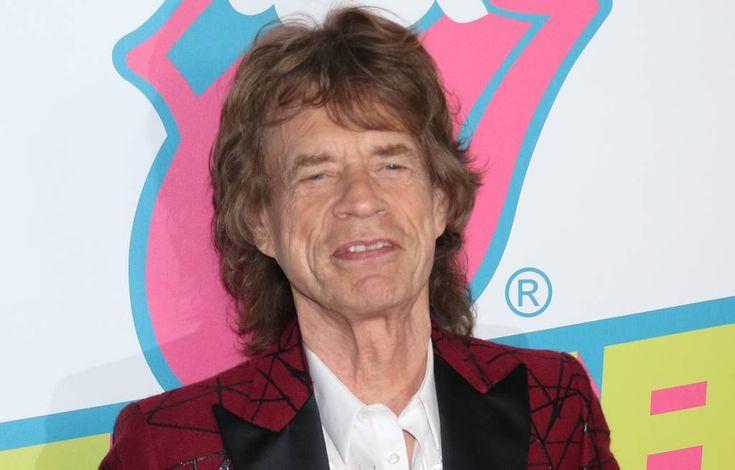 Mick Jagger donne un prénom pas comme les autres à son fils